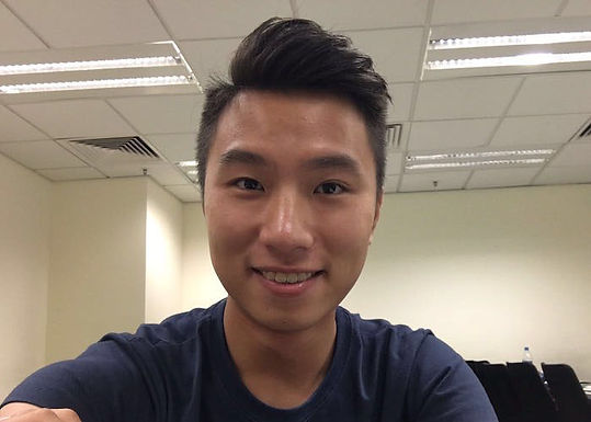 黎駿耀.環境科學與管理榮譽理學士.香港城市大學. 2016
