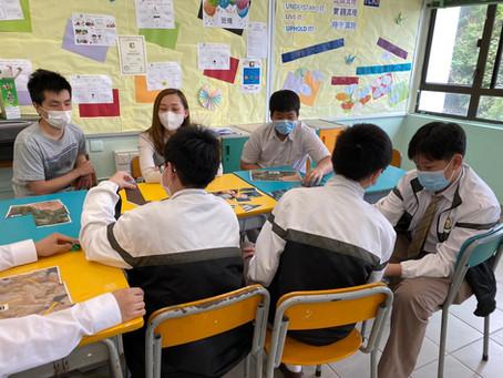 LET's SHINE Healthy School Programme 健康校園計劃