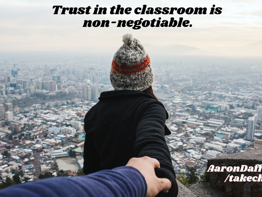 Take CHARGE of the Classroom #5: Protection