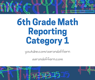 Copy of  6th Grade Math Reporting Catego