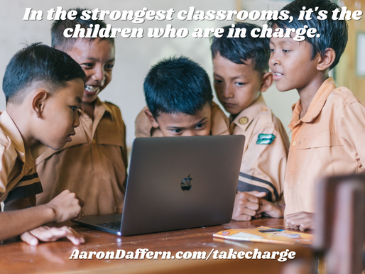 Take CHARGE of the Classroom #20: Conclusion