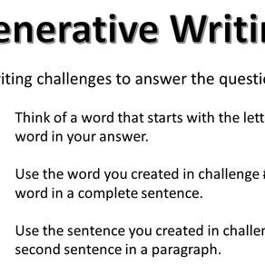 Generative Writing