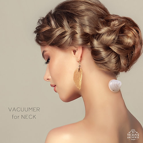 VACUUMER  首用 4個入り 4 pieces for neck
