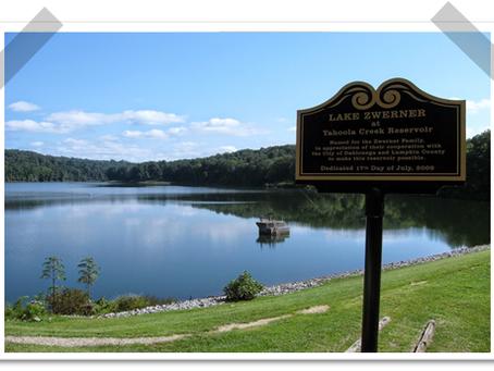 Lake Zwerner..