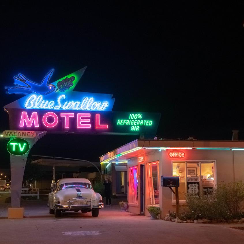 Blue Swan Motel