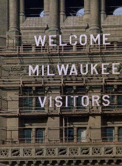 Home of Laverne and Shirley!