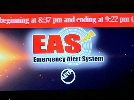 Tornado warnings in Little Rock!