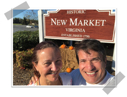 Us at New Market, VA