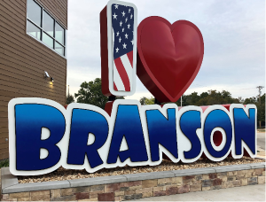 Branson, Missouri (a lot like Vegas, just with more Jesus and less gambling)