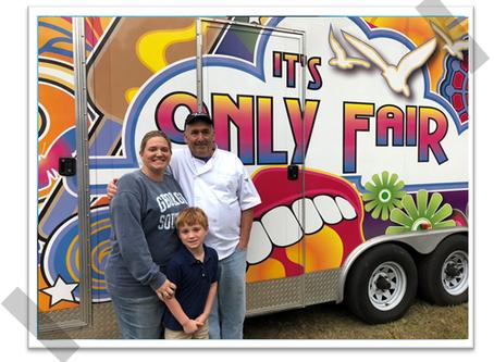 Food Truck Friends -- It's Only Fair