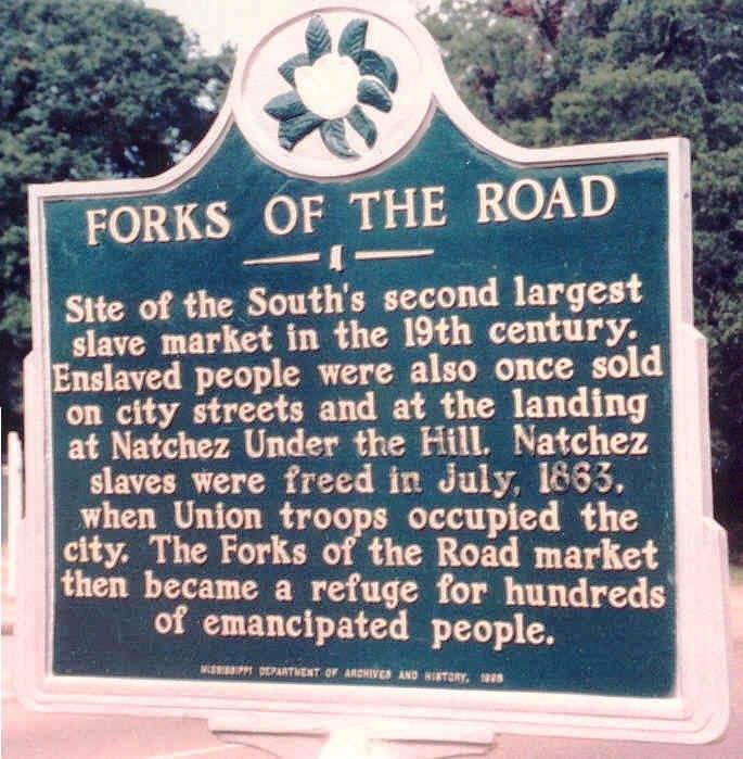 forks of the road
