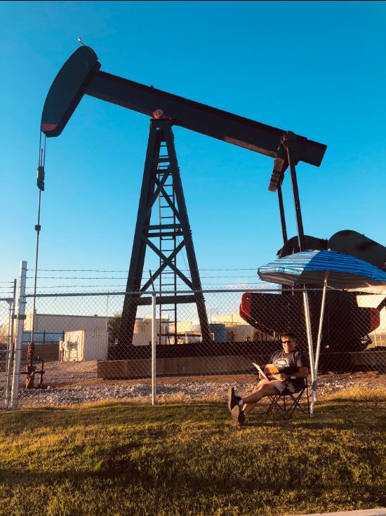 Oil is king! Oklahoma City