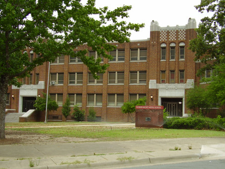 Little Rock Central High School... A Delaware connection!