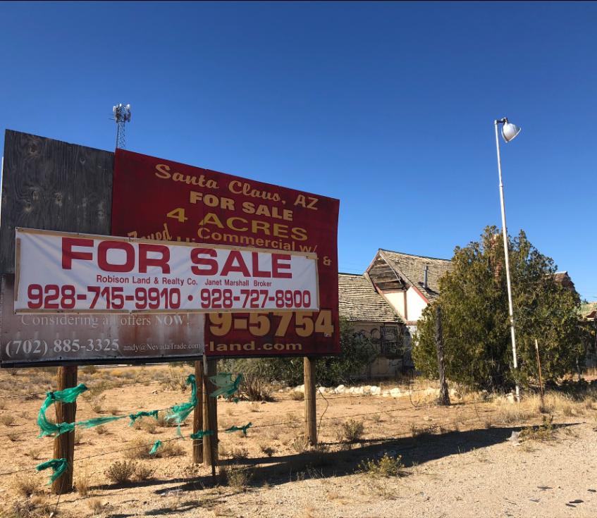 Santa Claus AZ is for sale