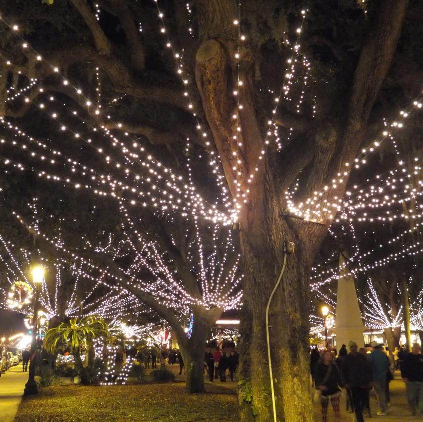 Christmas time - St. Augustine FL
