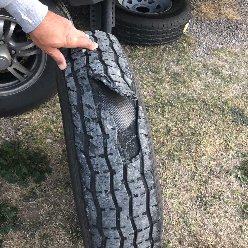Our tire Big Bend TX