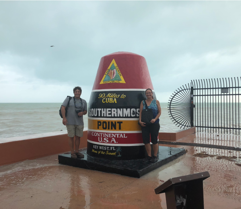 southern most USA point