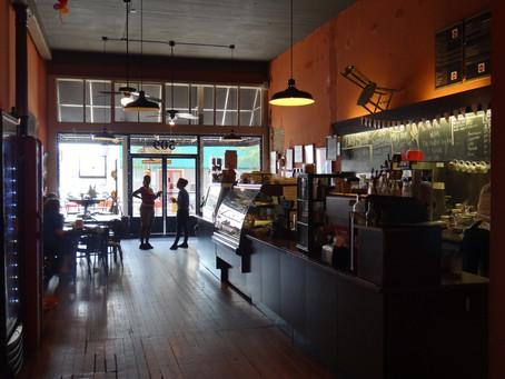 Natchez Coffee: a stir and a story