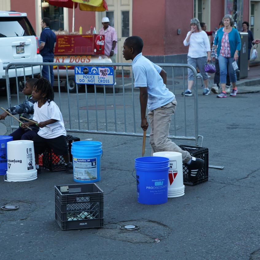 chidren drummers
