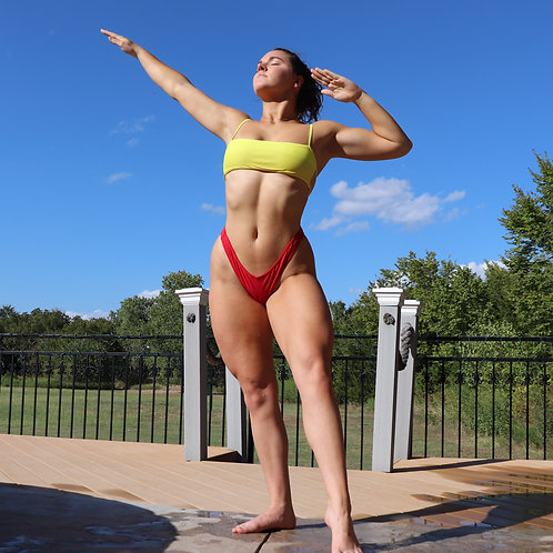 8 Week Full Body Guide