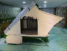Triangle Electric Roof Top Tent