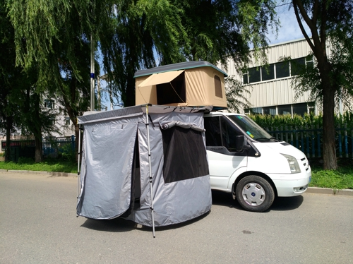 Car Side Camping Awning-3