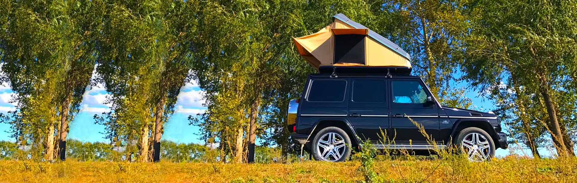 Light RoofTop Tent 38kgs