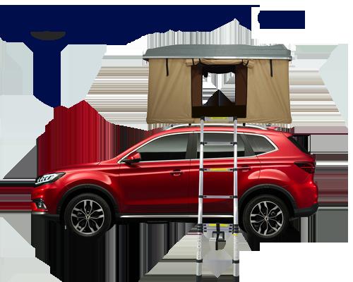 Camping Car Tent Roof Top-1