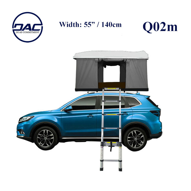 Hard Shell Car Rooftop Tent-1