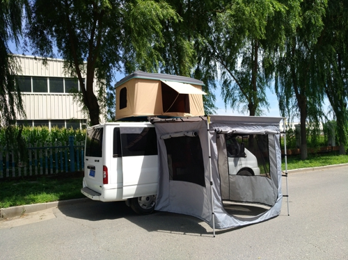 Car Side Camping Awning-4