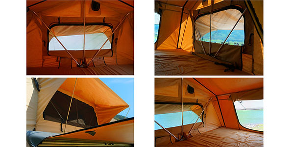 soft roof top tent