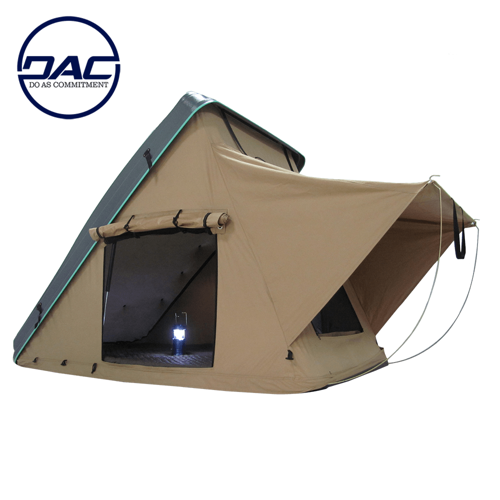 Hard Top Roof tent Q01m-3