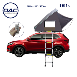 Electric Rooftop Tent D01s-1