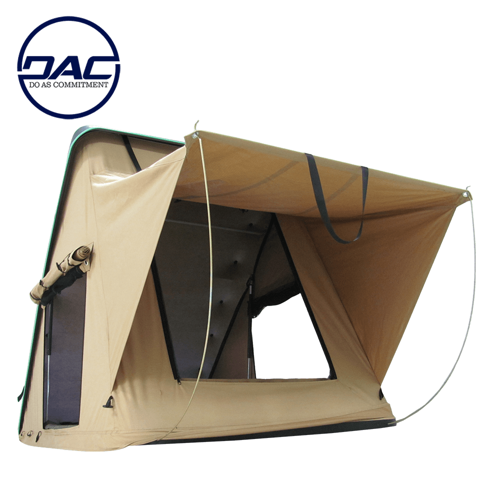 Hard Top Roof tent Q01m-4