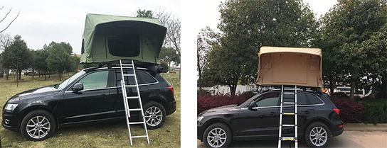 Pop Up Roof Top Tent