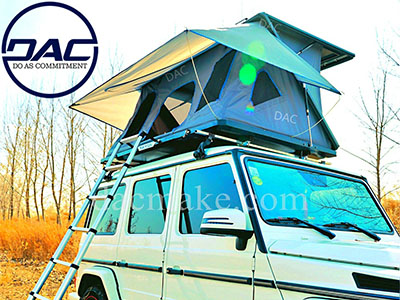 Aluminum Roof Top Tent