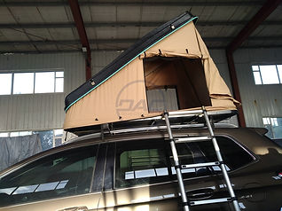 Triangle Roop Top Tent