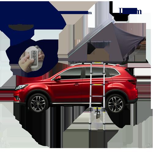 Auto RooftopCar Tent D01m-1