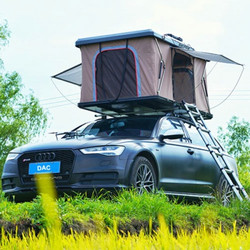DAC Roof Tent with Roof Racks T32A-1