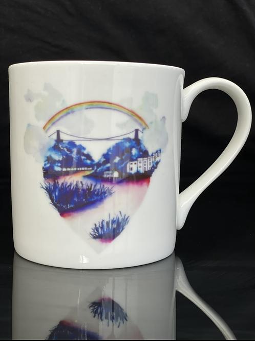 Love Bristol Mug