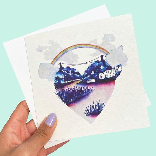 Love Bristol Card