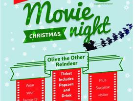 Christmas movie night announced!
