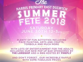 Summer Fete 30th June