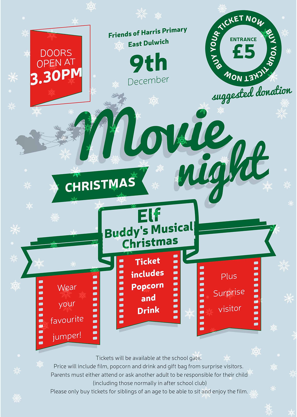 Harris Primary East Dulwich movie