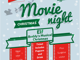 Don't Forget: Christmas Movie Night