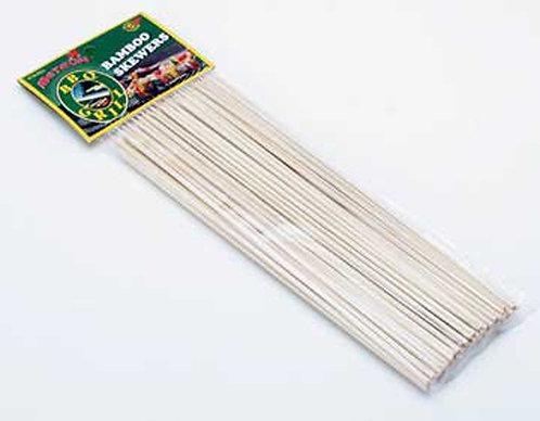 "12"" BAMBOO SKEWERS (100 PCS)"