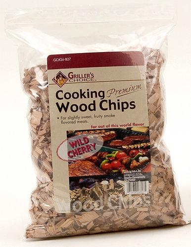WILD CHERRY WOOD CHIPS