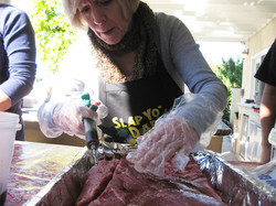 SYD-BBQ-COOKING-CLASS---INJECTING-BEEF-BRISKET