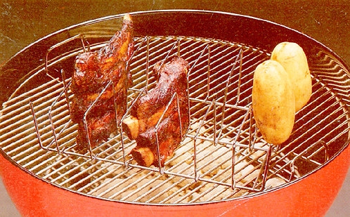 COMBINATION RIB AND POTATO RACK