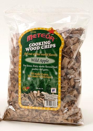 WILD APPLE WOOD CHIP
